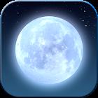 相 的 该 月亮, 太阴 日历 日食 免费 icon