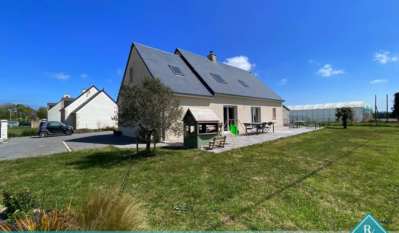 Maison avec terrasse Anneville-en-Saire