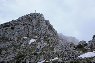 Photo: Croce di Vetta Croz Altissimo
