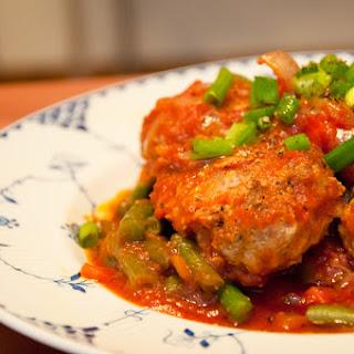 Meatballs | Sauce + Green Beans| Oh My!