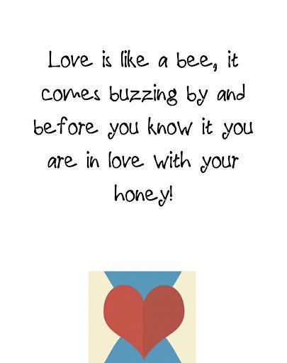 英語で愛の引用符