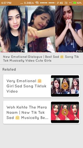 Sexy Girls Tik tok Videos 1.2 screenshots 4