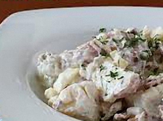 Carrie's Easy Potato Salad Recipe