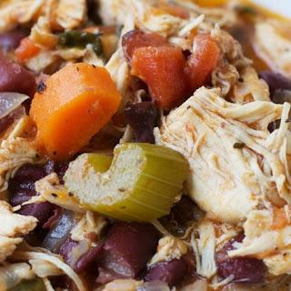 One Pot Chicken Stew Recipe