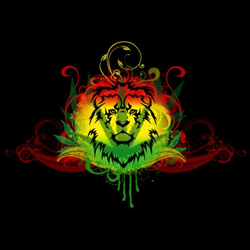 Rasta Weed Reggae GO Keyboard