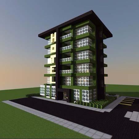 350 Modern House for Minecraft 1.0 screenshots 4