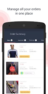 Shop101 - Online Selling App- screenshot thumbnail