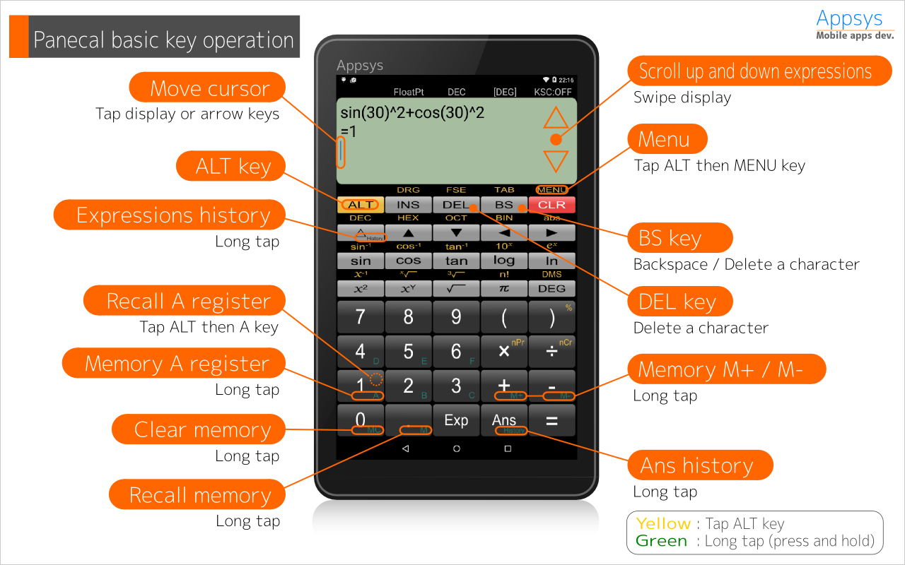 Panecal Plus - screenshot