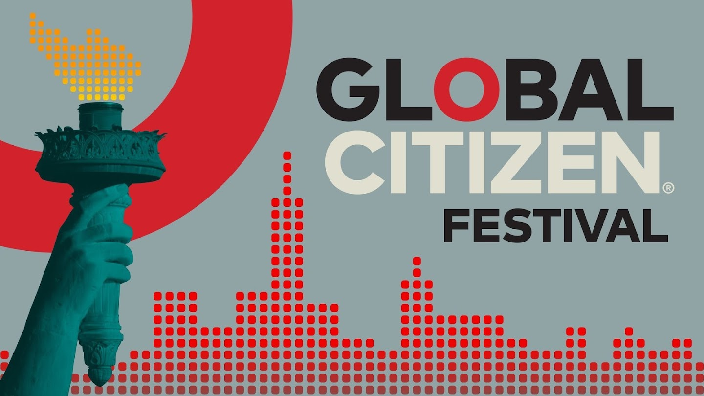 The 2017 Global Citizen Festival: A Concert to End Extreme Poverty