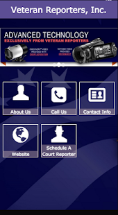 Veteran Reporters, Inc.- screenshot thumbnail