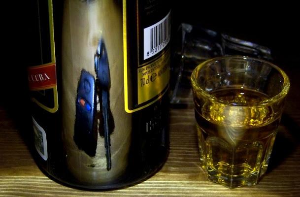 Bevo Ma Non Guido di poseidone