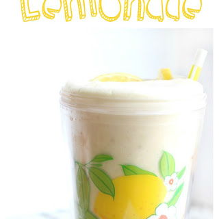 Frosted Lemonade!