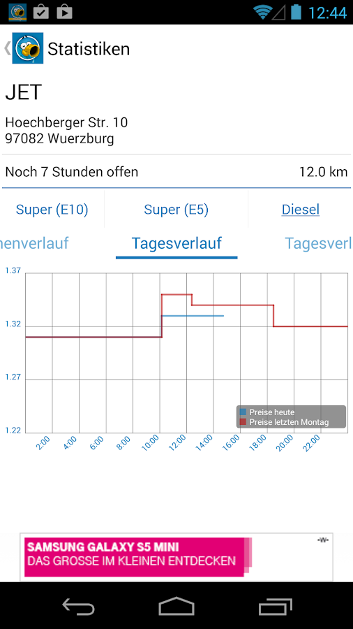 mehr-tanken - Save smart!- screenshot