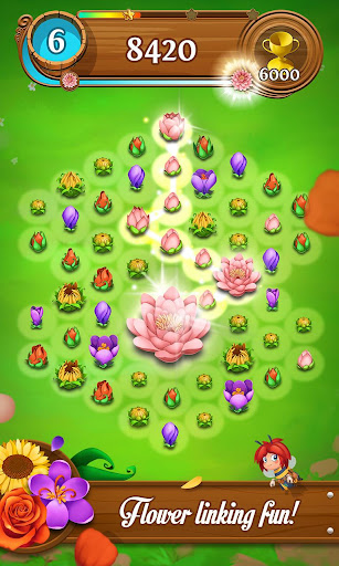 Blossom Blast Saga 81.0.0 screenshots 1