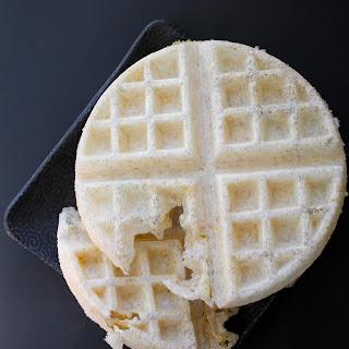 Brown Rice Moffles (Mochi Waffles).