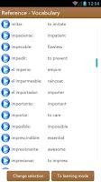 Screenshot of Spanish Class