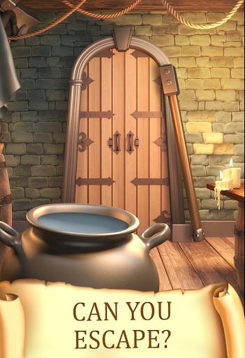 Puzzle 100 Doors - Room escape screenshots 8