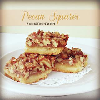 Pecan Squares