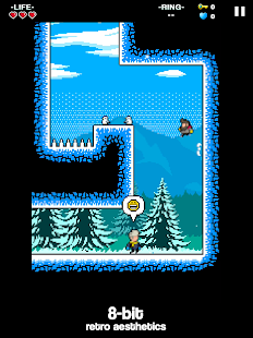 Mountain Climber: Frozen Dream Screenshot
