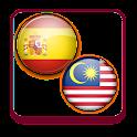Malay Spanish Dictionary icon