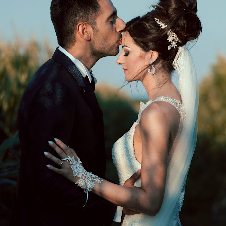 Wedding photographer Salvatore Messina (sasa1988). Photo of 16.07.2017
