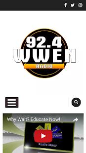 WWEN 92.4 - náhled