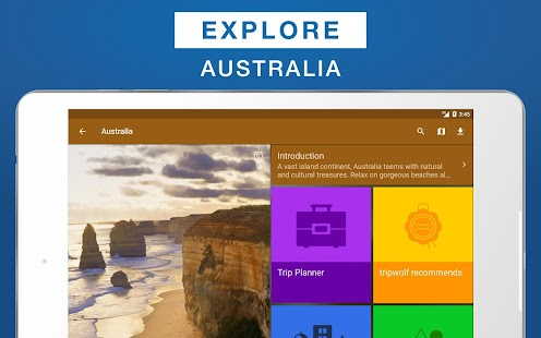 Australia Travel Guide- screenshot thumbnail