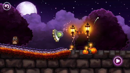 Halloween Town Racing- screenshot thumbnail