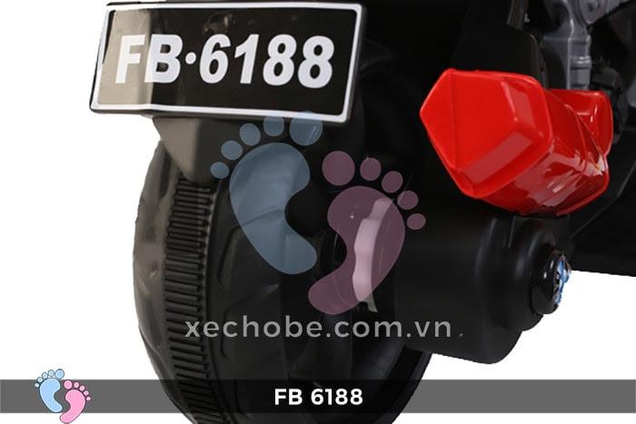 Xe máy điện trẻ em FB-6188 19