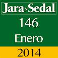 Jara Y Sedal 146 Enero 2014 icon