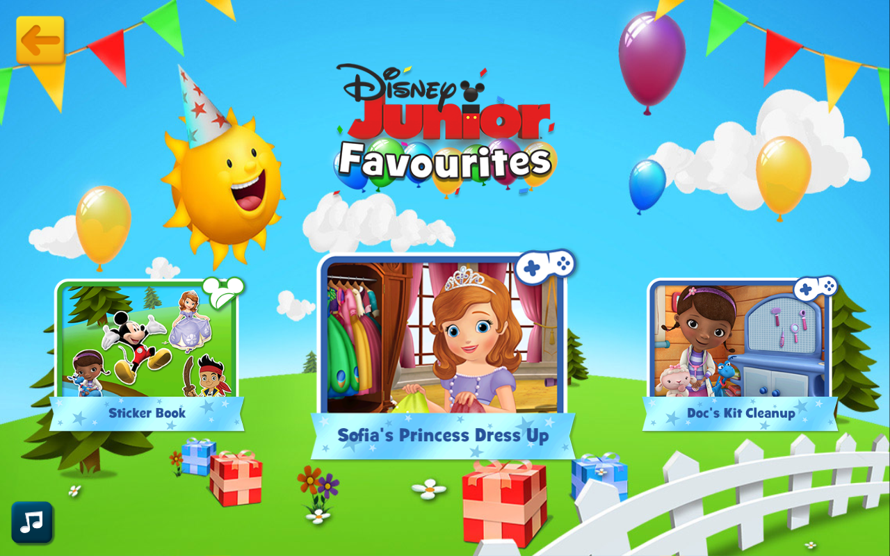Image result for disney junior play app play