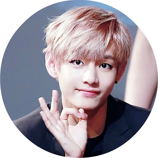 BTS V Photo Maker