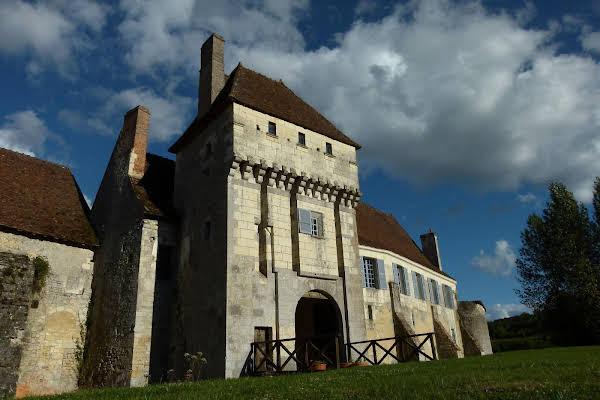 Chateau-Monastère de La Corroirie