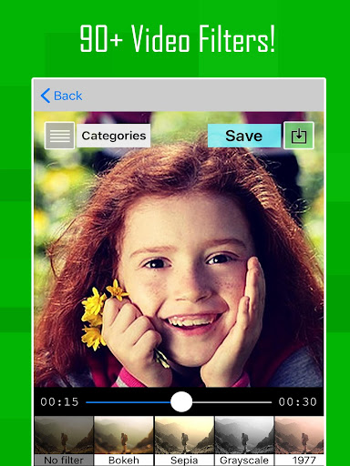 V2Art ud83dudd25 video effects and filters, Photo FX 1.0.40 screenshots 7
