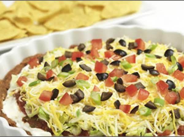 Taco Dip Recipe