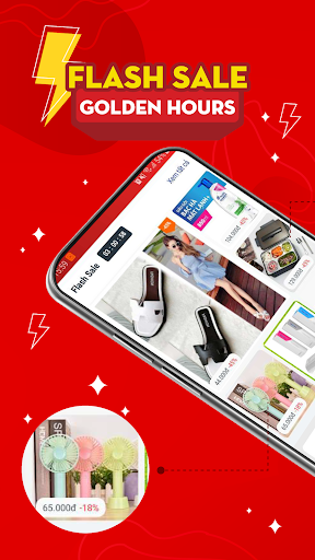 Sendo:  Shopping App Online Best Deal screenshots 4