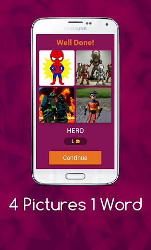 4 Pics 1 Word - Puzzle Game 3.11.5zg screenshots 2
