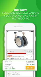 App WOWBID - Marketplace Jual Beli Lelang No.1 APK for Windows Phone