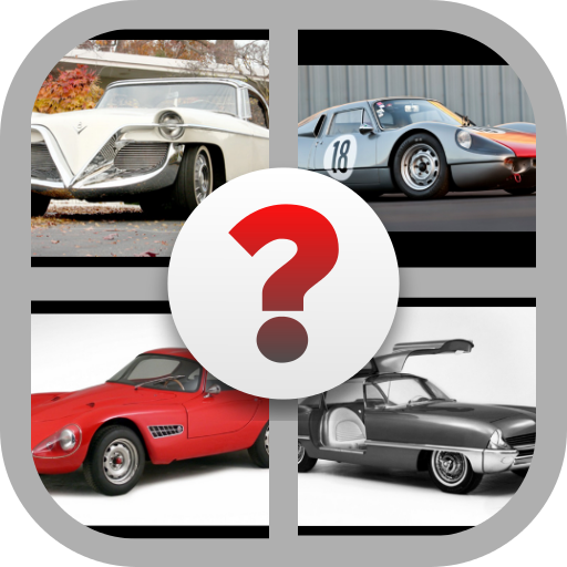 Guess the Vintage Concept Cars 益智 LOGO-玩APPs