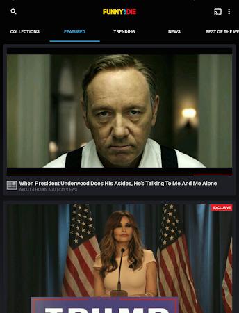Funny Or Die 2.0.11 screenshot 497903