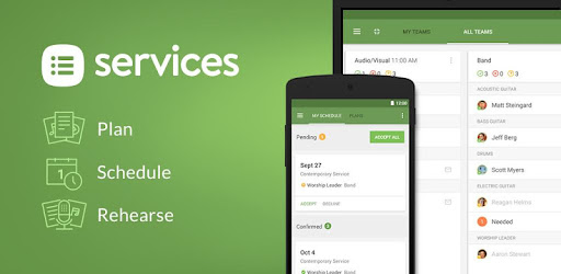 Planning Center Services - Apps on Google Play