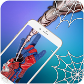 Spider Hand Simulator Camera