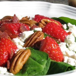 Spinach Strawberry Pecan Salad Poppy Seed Dressing Recipes