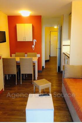 Vente appartement 2 pièces 27,11 m2