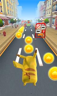 Subway pikachu adventure run dash - náhled
