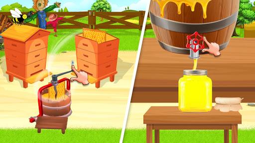 Little Farmer - Farming Simulator - Kids Games screenshots 5