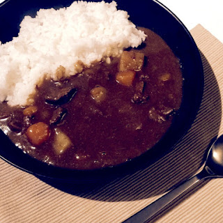 37 Japanese curry (カレー)