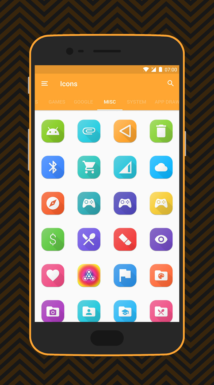 Toca UI - Icon Pack Screenshot 3