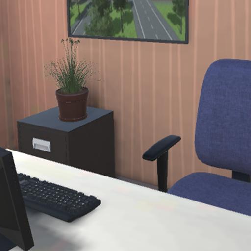 Office Presentation Icon
