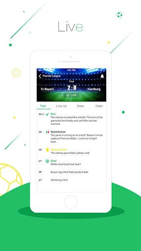 Myfootball-football live,news,stats for PC